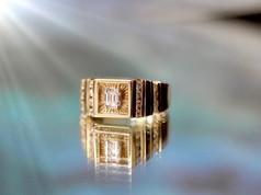 Men's Rings Chesapeake VA, Men's Jewelry Chesapeake Virginia, Emerald Cut Diamond Rings Chesapeake VA, Jewelry Store in Chesapeake VA