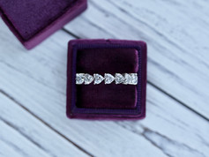 cubic zurconia, sterling silver, fashion jewelry, virginia beach jewelry store, hilltop pawn