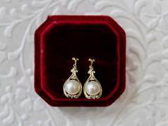 Pearl Earrings Chesapeake Virginia, Pearl Jewelry Chesapeake Virginia, Pearls Chesapeake VA, Wedding Jewelry Chesapeake Virginia