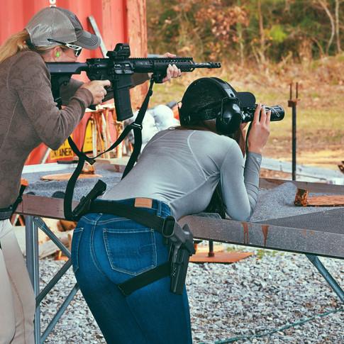 Glenda Craddock Bre Neadow Gun Shop Virg