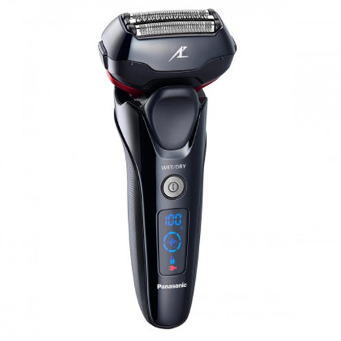 Panasonic 3-Blade Black Rechargeable Shaver with Multi-Flex 3D head