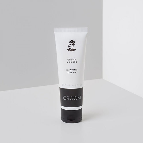 Shaving Cream Tube for protection and lubricating