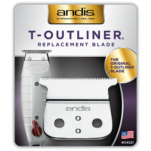 Andis T-OUTLINER (04521) Replacement Blade for Hair Trimmer