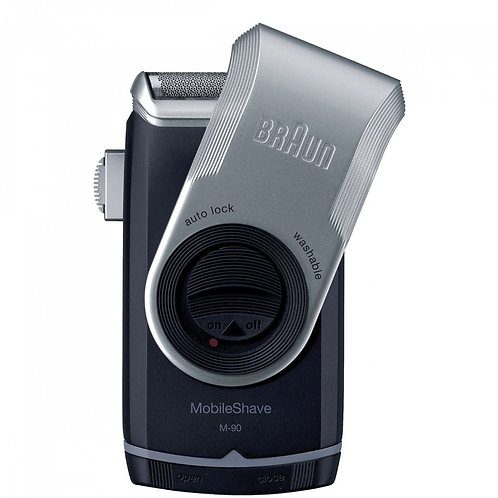 Braun MOBILE SHAVE Battery-Operated Shaver