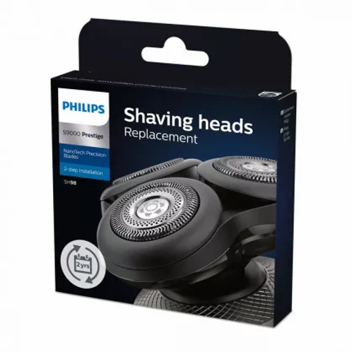 Philips NANOTECH Replacement Shaving Heads for SERIES 9000 PRESTIGE