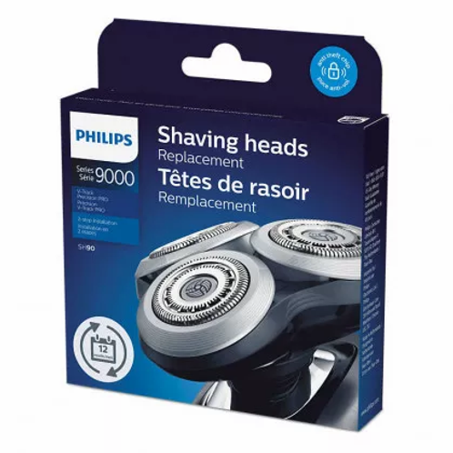 Philips V-TRACK PRO Replacement Shaving Heads for 9000 SERIES