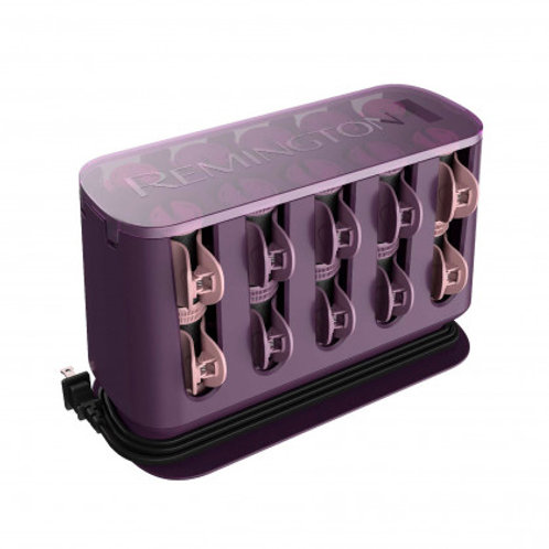 Remington THERMALUXE T|STUDIO Ceramic Hot Rollers Set, 20-Piece