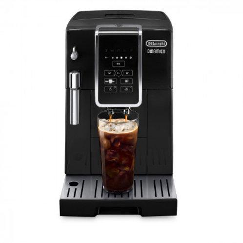 De'Longhi DINAMICA TrueBrew Over Ice Black Automatic Espresso