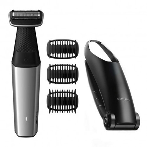 Philips BODYGROOM SERIES 5000 Grey Rechargeable Personal Shaver