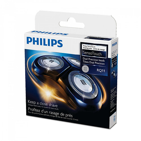 Philips Dual Precision Replacement Shaving Heads for SERIES 7000 SENSOTOUCH 2D S