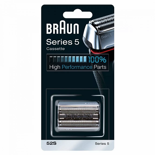 Braun SERIES 5 Silver Replacement Foil and Cutter