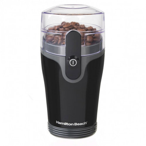 Hamilton Beach FRESH GRIND Black Stainless Steel Blade Coffee Grinder