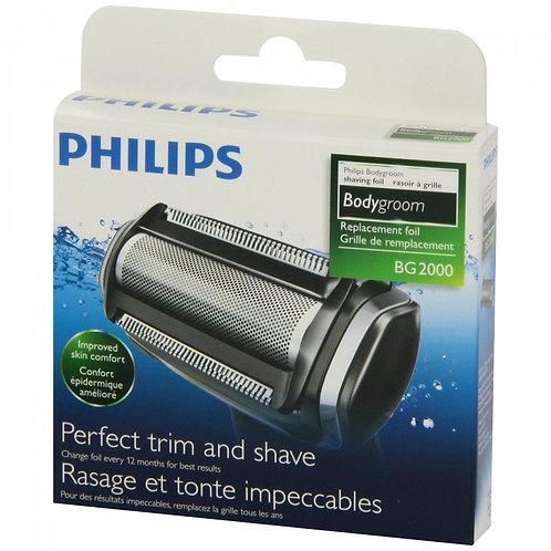 Philips BODYGROOM Replacement Head/Foil for TT2040 & BG2036/32