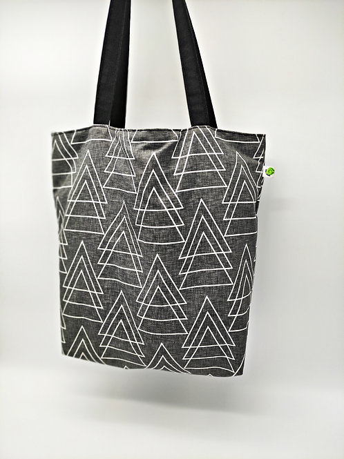 Geometric Flags PACK ( Tote + Monedero )