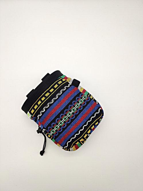 Azteca Deepblue Chalk Bag