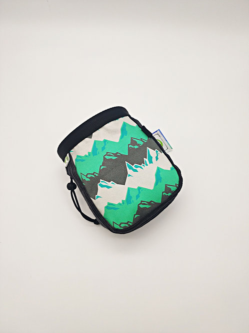 Green Nature Chalk Bag