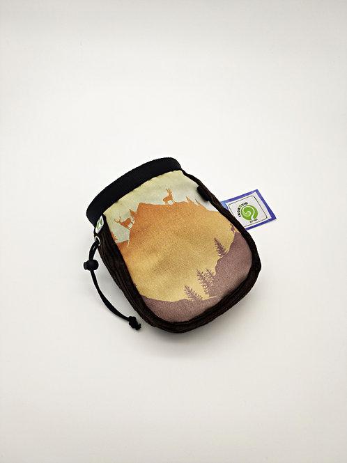Brown Sierra  Chalk Bag