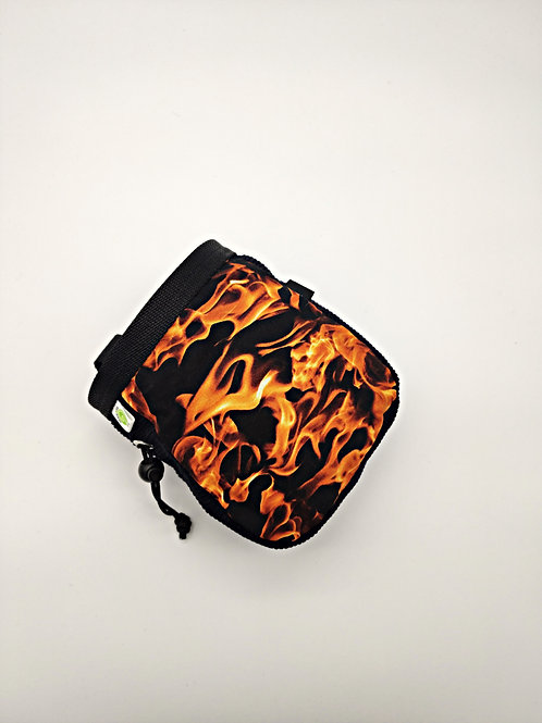 Fire Chalkbag