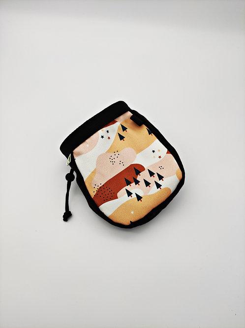 Pink Hill Chalk Bag