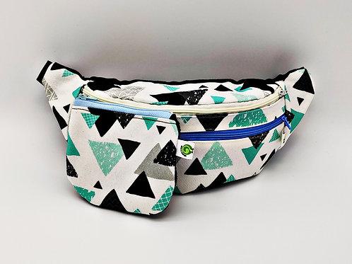 Triangle Aztec Riñonera C PACK