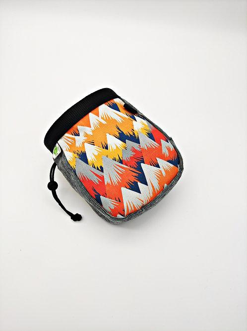 Snowy Peaks Chalk Bag
