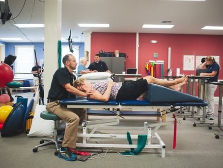 Do I Need Physical Therapy?