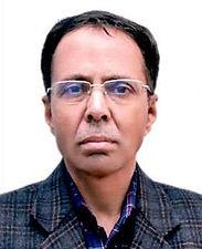 Passport Size Photograph - Dr. Muzaffar