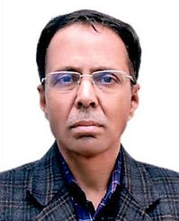 Passport Size Photograph - Dr. Muzaffar