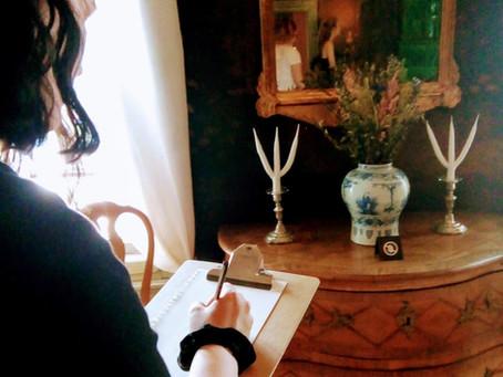 Taiteella tutkimassa