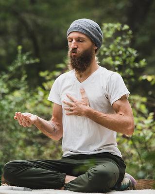 8.25.2020 Yoga retreat on the farm day 2