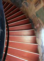 Castle Stair Case