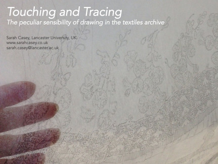 Touching and Tracing