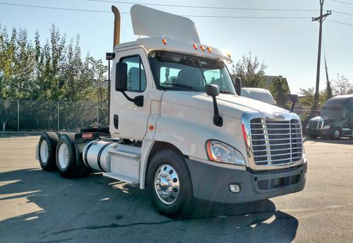 2012 Freightliner Cascadia TADC | website