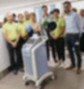 Cold caps aankoop ziekenhuis Christof Vulsteke thomas van der plaetsen