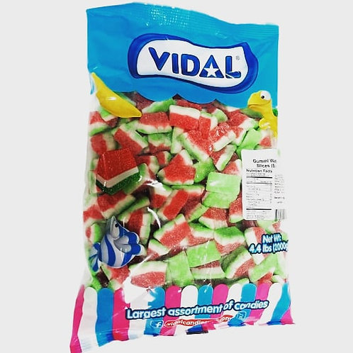 Gummi Watermelon Slices 4.4 lbs.