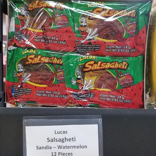 Lucas Salsagheti - Sandía (Watermelon) 12 ct.