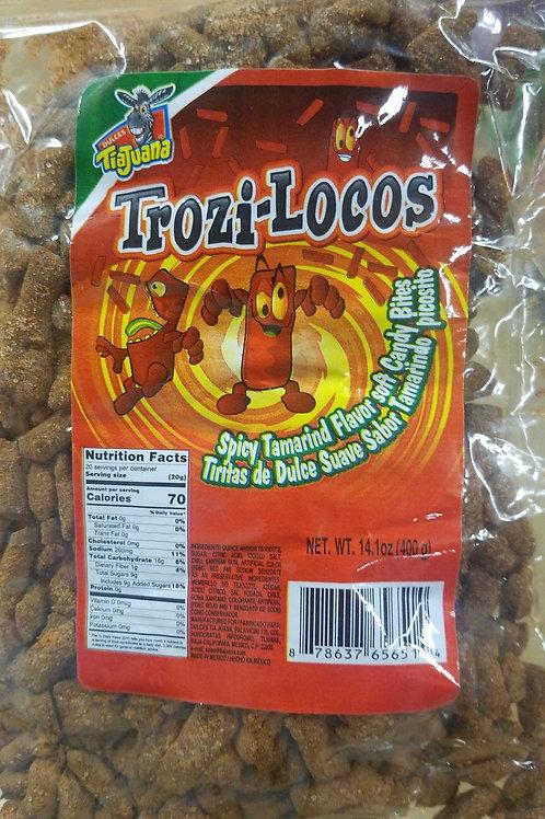 Tia Juana Trozi-Locos 14.1 oz.