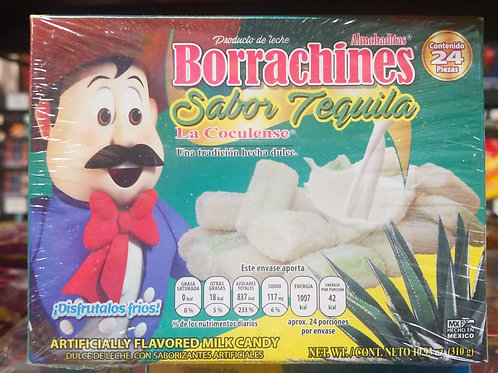La Coculense Borrachines Tequila Flavor 24 ct.
