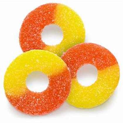 Albanese Gummi Rings - 4.5 lb. Bag