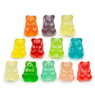 Albanese 12 Flavor Bear Cubs - 5 lbs.