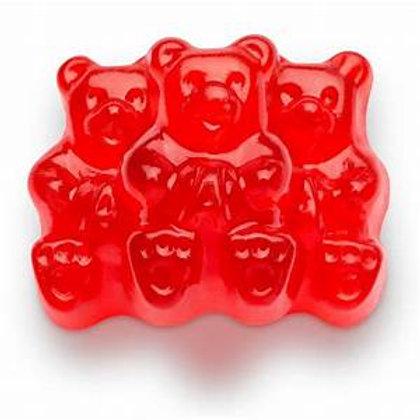 Albanese Wild Cherry Gummi Bears - 5 lb. Bag