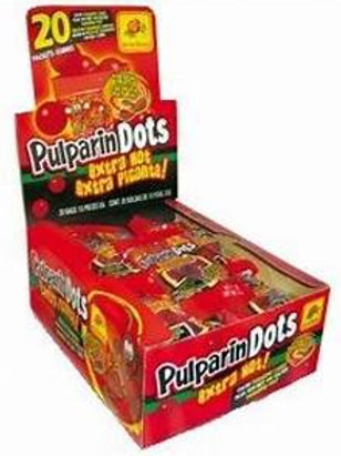 PulparinDots Extra Hot - 20 Packages