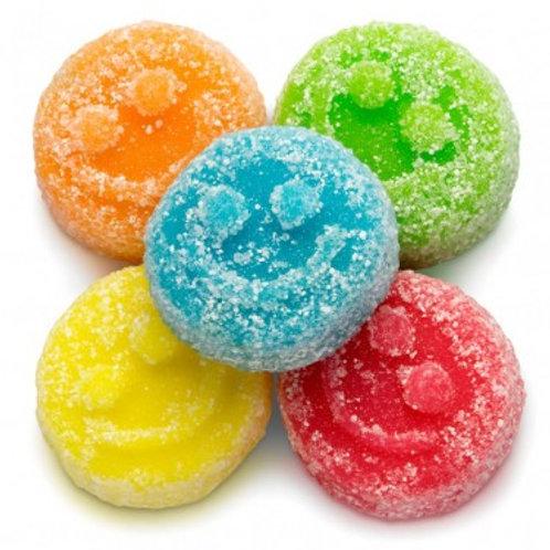 Albanese Sour Gummi Poppers - 4.5 lb. Bag