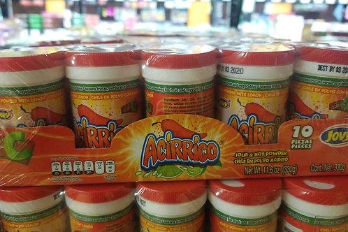 Jovy Acirrico Sour & Hot Powder 10 ct.