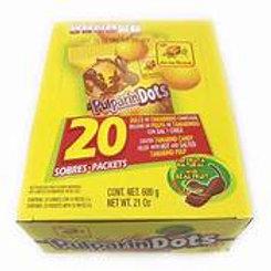 PulparinDots Original Tamarind - 20 Packages