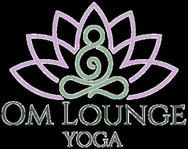 Om Lounge Yoga Logo