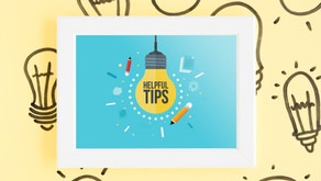 HELPFUL TIPS! | Social Media Pages |