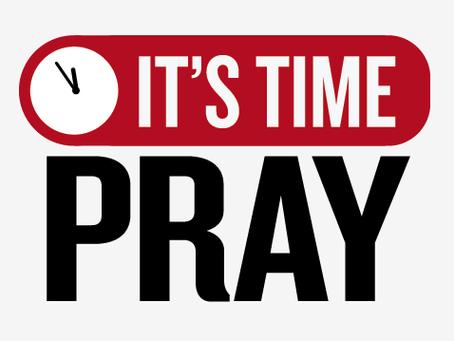 Watches of Prayer