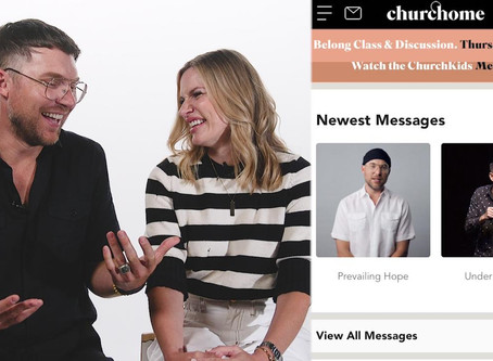 Why is it so important to have an Online Ministry? Take a look at this article from FOXNEWS!