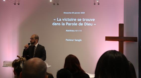 Pasteur Sangik LEE